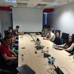 bloggeri la CGS