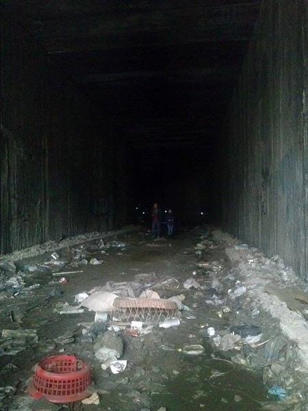 tunelul feroviar lujerului 3