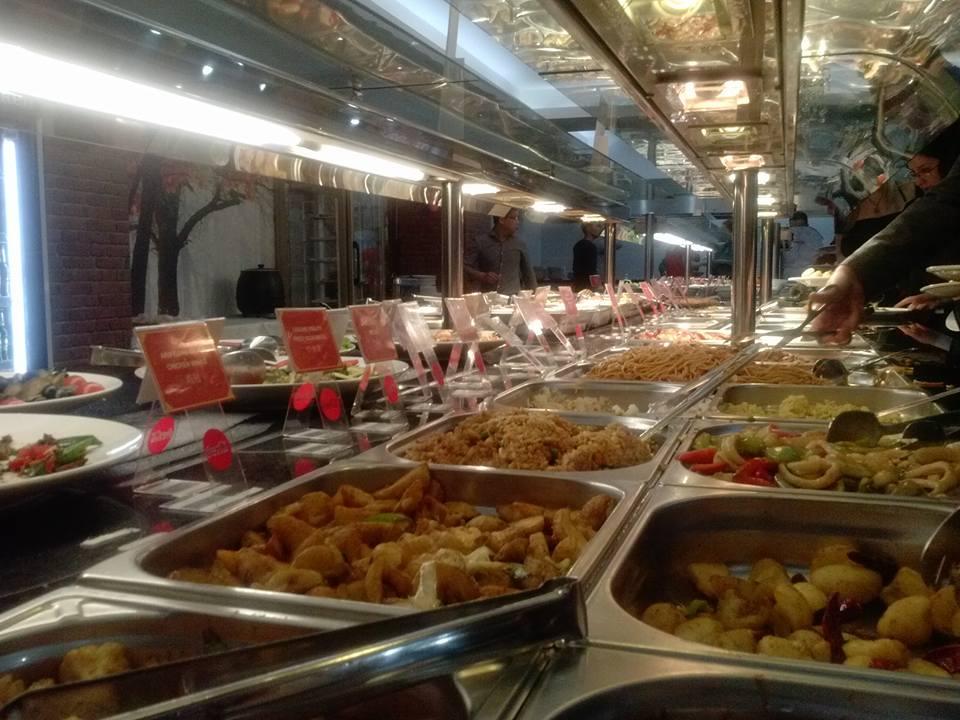 restaurant asiatic