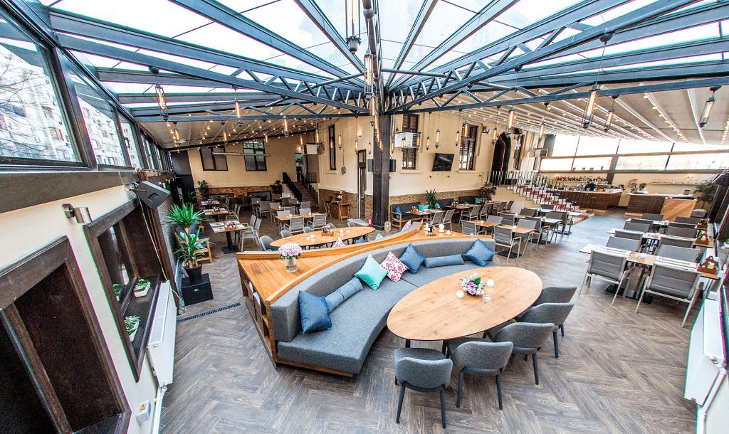 turquoise restaurant terasa