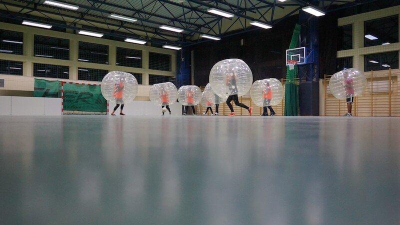 Bubble soccer joc cazatura Daniela Bojinca Blog