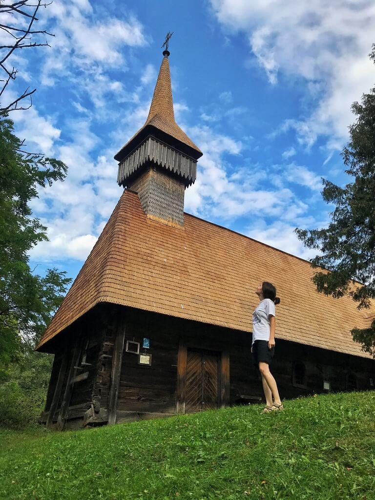 vizitat cea mai veche biserica de lemn din romania breb maramures work and travel daniela bojinca blog