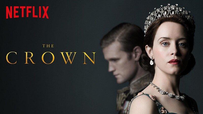 the crown - regina elisabeta a angliei - serial netflix monarhii - daniela bojinca blog