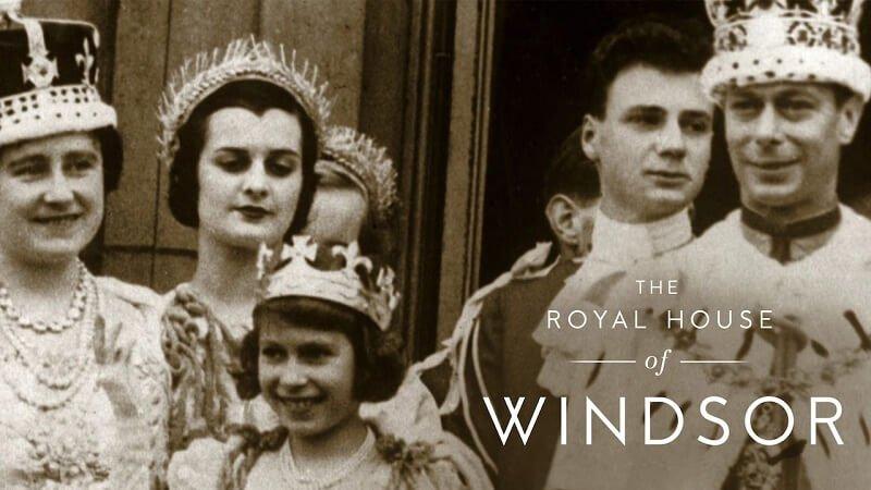 the royal house of windsor - regina elisabeta a angliei - serial netflix monarhii - documentar - daniela bojinca blog