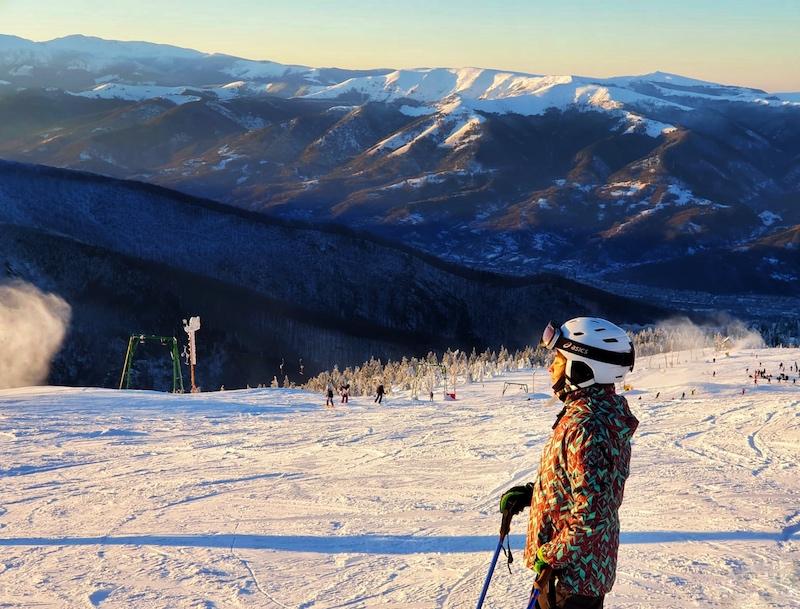 ski straja partia constantinescu complex montana 3