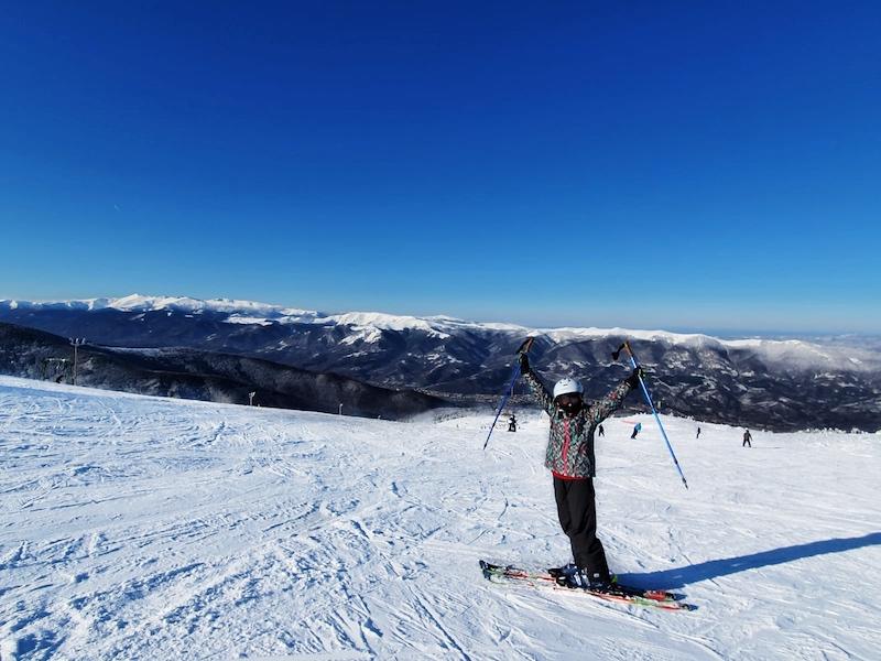 ski straja partia constantinescu complex montana 4
