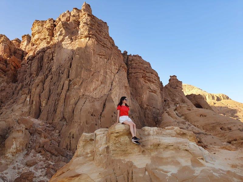visit israel timna park desert 1