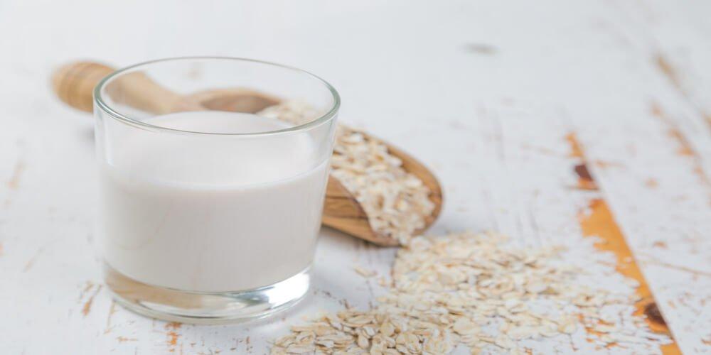 lapte din fulgi de ovaz